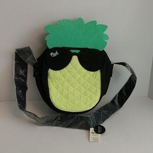 PINK Victoria's Secret Bags - NWT  Pink Victoria's Secret pineapple shoulder bag